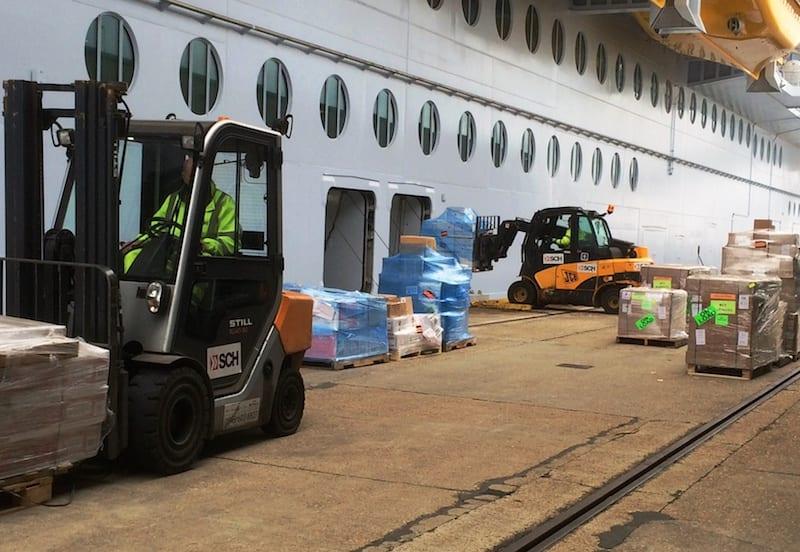 Cargo Services – Southampton Cargo Handling